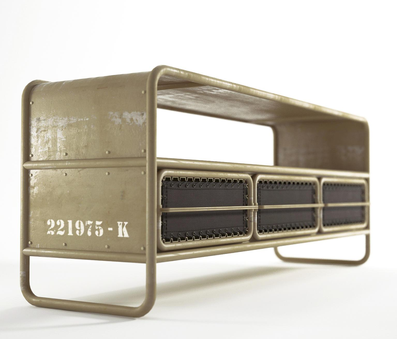 Стол-консоль АС-857