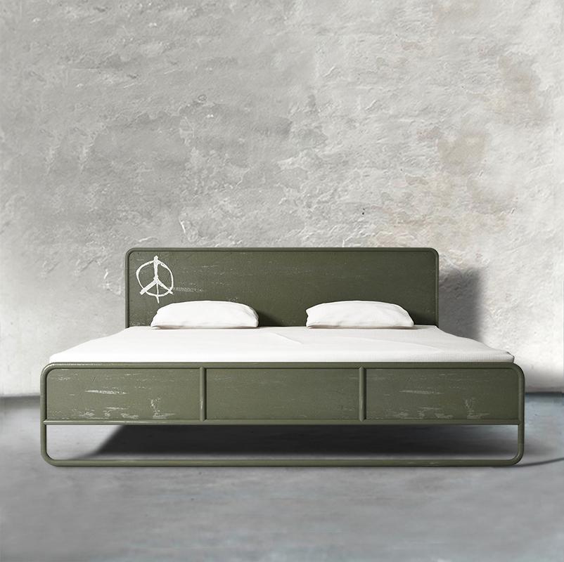 Кровать АС-113