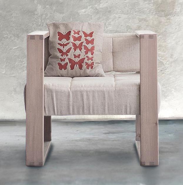 Кресло садовое АС-307