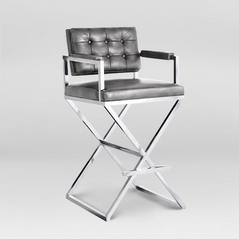 Кресло руководителя высокое АСъ-60