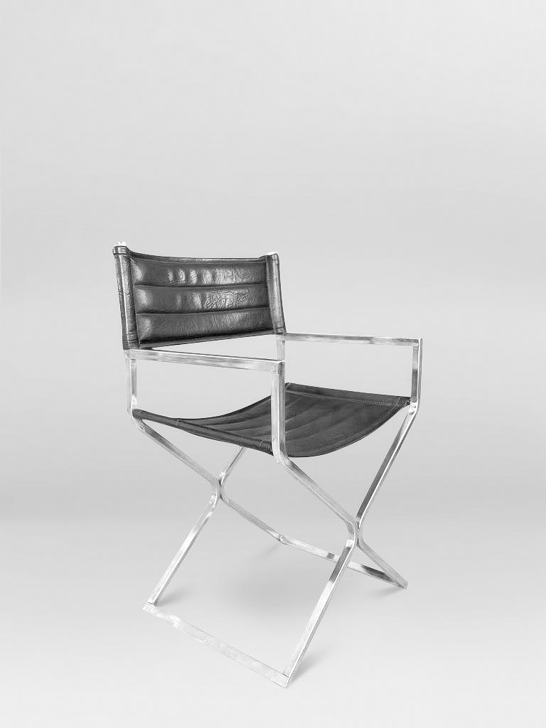 Металлический стул АСъ-22