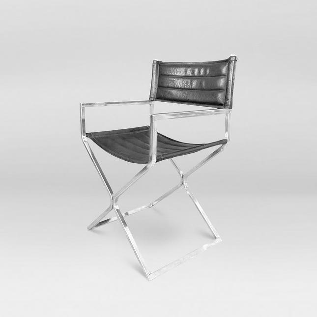 Металлический стул АС-32