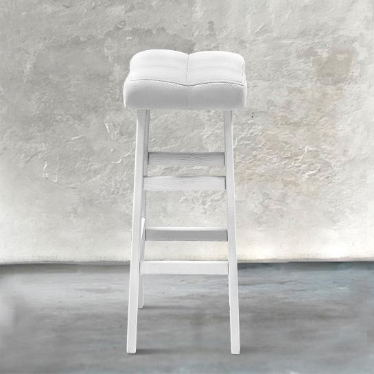 Барный стул АС-38 WHITE